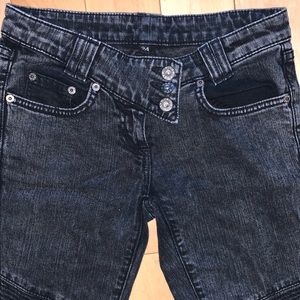 🆕 CARMAR ⛓ Black-Washed Denim Jeans